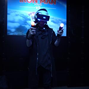 【TGS2019】一般公開日1日目 ~ マーベルアイアンマン VR 試遊体験レポート & 1日目の日記【PSVR/PS4】