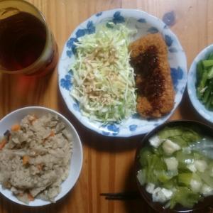 こんばんは☔時々☁今日は料理番組の日