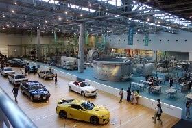 トヨタ産業技術記念館 その3