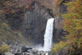 最後は苗名滝
