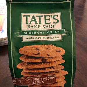 大好きなチョコチップクッキー