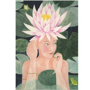 OPAギャラリー「花に聞くvol.16 睡蓮」に参加します!
