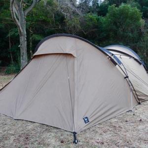 初ソロキャンプ