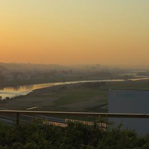 秋は夕暮れ6 多摩川