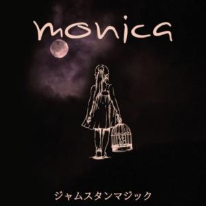 NEW ALBUM『MONICA』