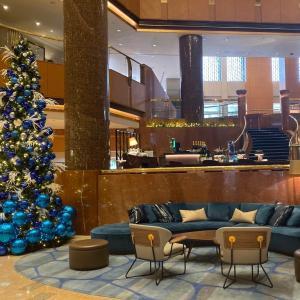 【2019年】クリスマスディナーはホテルルームサービスで〜横浜ベイシェラトン ホテル&タワーズ