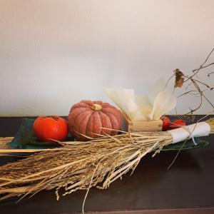 豊穣の季節の盛り物