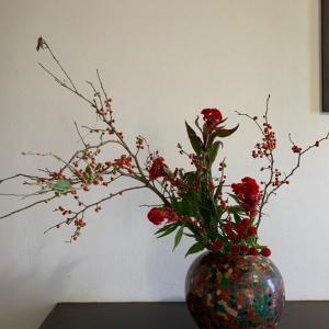 お花とお弁当
