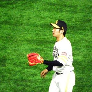 久しぶりの野球観戦 (7月12日)