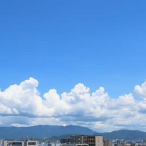 夏空 入道雲