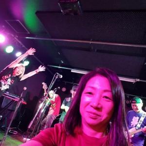 ライブでした!