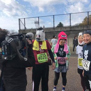 入善扇状地マラソン2019には牡蠣がついていた!
