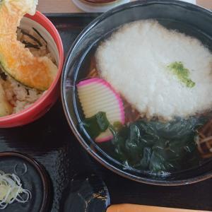 【長野】やまへいさんのお蕎麦食べてきた