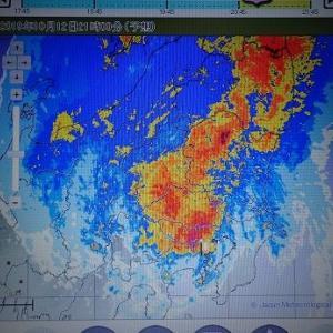 台風19号被害☆葉山農園(10月上旬)