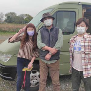 【夫婦でくるま旅】おっ!チャンネルのおっちゃんに会いに行く!三重県玉城町たまき水辺の学校~三多気の桜