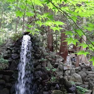 【夫婦でくるま旅】岐阜県・三重県ぶらりドライブ ゲリラ豪雨直撃! 羽根谷だんだん公園~神馬の湯
