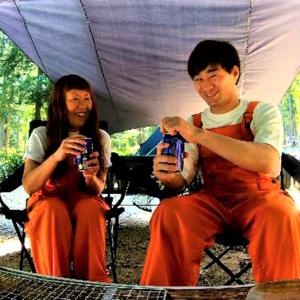【夫婦でキャンプ】2021 07岐阜県ひるがの高原キャンプ場に行ってきました【結婚記念日キャンプ】