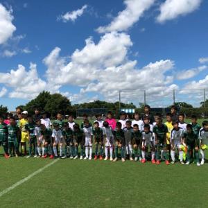 2019磐田U12国際サッカー大会2日目