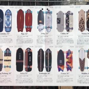 ☆入荷!!人気No.1!サーフスケート☆YOW SURFSKATE ヤウ サーフスケート