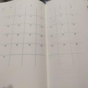 Me Time の確保と新しい手帳