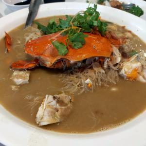 蟹で食い納め@Golden Spoon, チョンバル