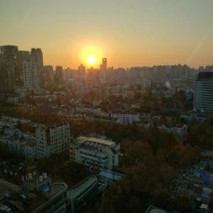 上海生活私の毎日のルーティン