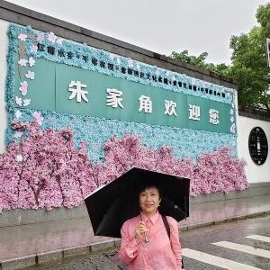 上海最寄りの水郷の里「朱家角」そして美しい「放生橋」