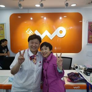 上海でのスマフォはチャイナユニコムのシムカードに!