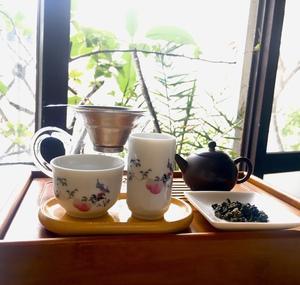 四季春茶 新茶入荷のお知らせ