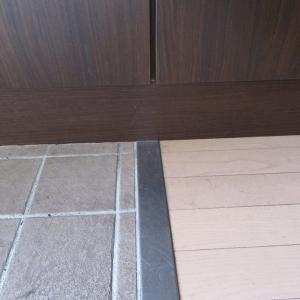 玄関の段差