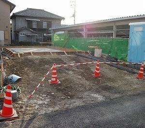 八幡浜市H町T様邸 新築工事現場レポ0117