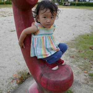公園に行くだけで大満足