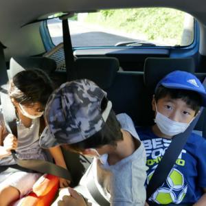 孫4人連れてばぁばが動物園へ