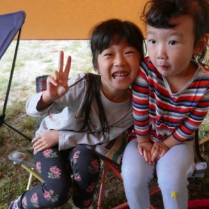 雨に降られまくるキャンプ撤収日