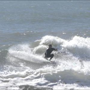 朝の波 今日も良い波(っぽい) 写真たくさん