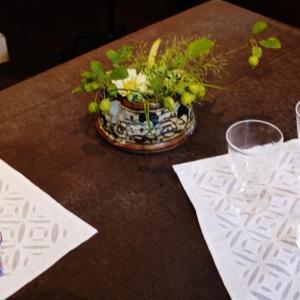 バーゲン対象商品 & Oさんのお花