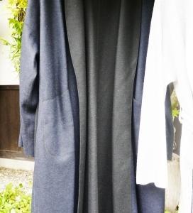 ナデルさんの新作お洋服が届きました & 嬉しい差し入れ♪