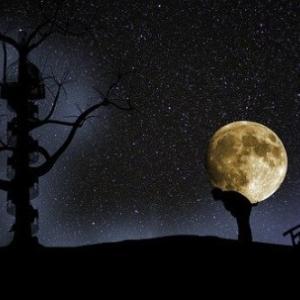 今日は満月!気分をリセットしたいなら夜10時半頃に夜空を見上げよう(2019年11月12日)