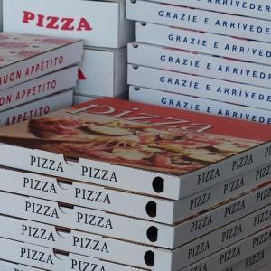 「ピザの恐怖」注文していないピザが9年間、何度も家に配達されるという不気味な事案(ベルギー)