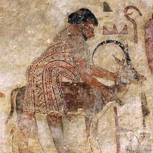 古代エジプト第15王朝を支配したヒクソス族は外国人勢力ではなかった