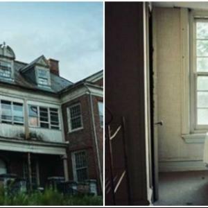 幽霊が良く出ると噂の、90年代に閉鎖となった精神病院廃墟(アメリカ)