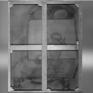 ピカソの静物画に隠されていた未知のデッサン。X線と赤外線センサーで明らかに