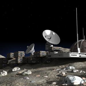 地球の200倍。月面の宇宙放射線量を史上初めて正確に計測(ドイツ・中国研究)