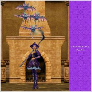 ハロウィン衣装と帽子収集☆★