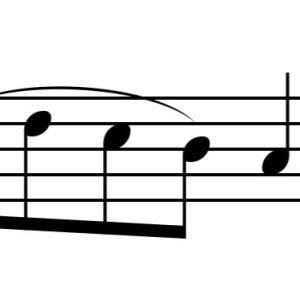 新しいバイオリン教本1ほぼ終了