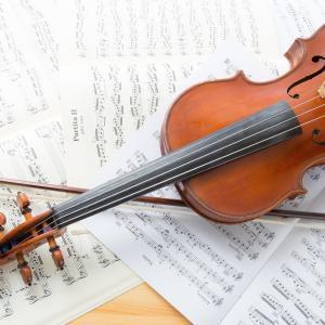 本日のヴァイオリン練習170514「衝突」