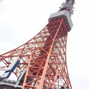 7月組分けテストと東京タワー