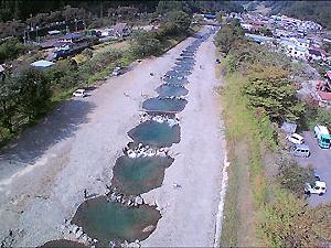 10/3sat 小菅川冬季ニジマス釣り場オープン!