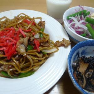 私の昼ご飯