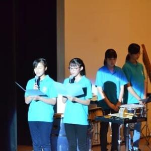 山田中学校吹奏楽部コンサート2019